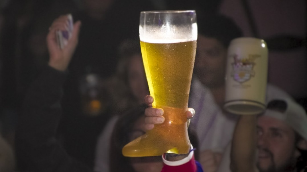 why drink from a boot the history of das boot