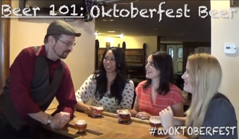 Todd teaches us about Oktoberfest Beer