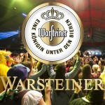 Warsteiner Beer at Alpine Oktoberfest