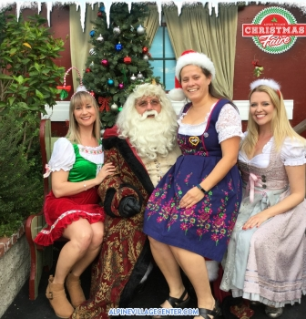 Alpine Village Christmas – December 10th 2017