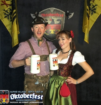 OKTOBERFEST PHOTOS! SATURDAY OCTOBER 8th 2016