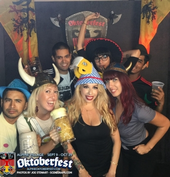 OKTOBERFEST PHOTOS! FRIDAY SEPTEMBER 16th 2016