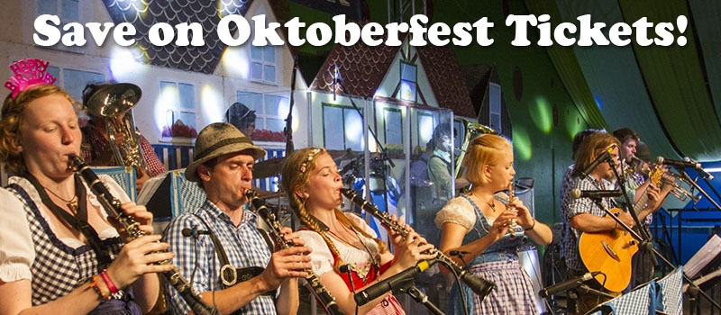 "Zicke Zacke Zicke Zacke Hoi Hoi Hoi! Oktoberfest in July will feature two stages of music, traditional costumed dance performances, ethnic craft vendors, ""Bier Stein Olympics""- fun games for adults and plenty of wursts, wieners, kielbasa, pierogies and cold brews."