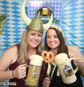 Oktoberfest Photo Booth Pics Friday 10/16