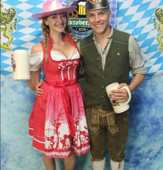 Oktoberfest Photo Booth Pics Saturday 10/24