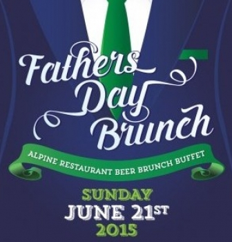 Alpine Village features Craft Beer for Father's Day Brunch