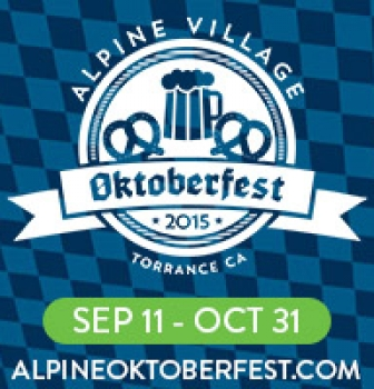 Alpine Village Featured in LAist as Top 20 for September